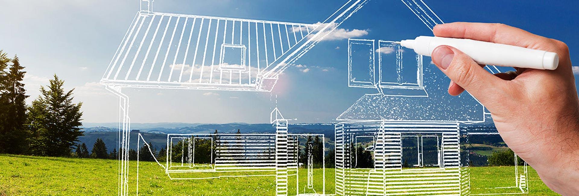 Le terrain idéal pour construire votre maison